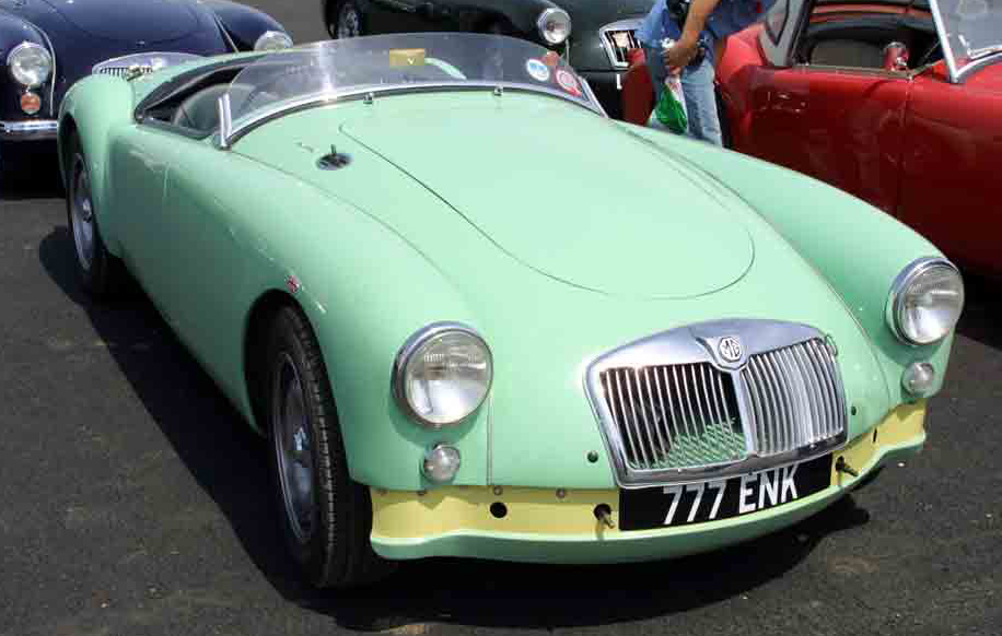 Ash Green Paint ~ Mga factory body colours register