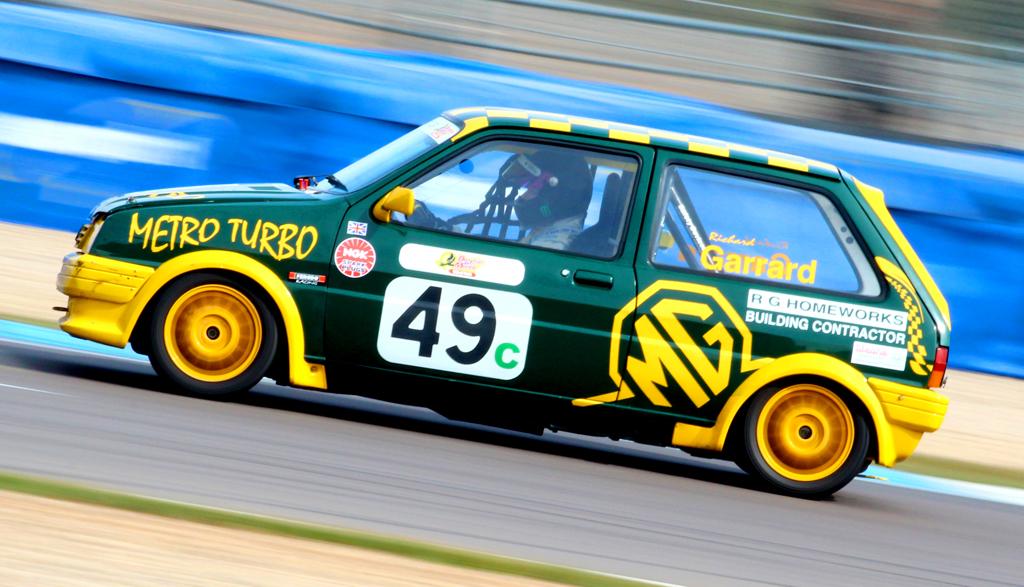 MG Metro Cup - Motorsport