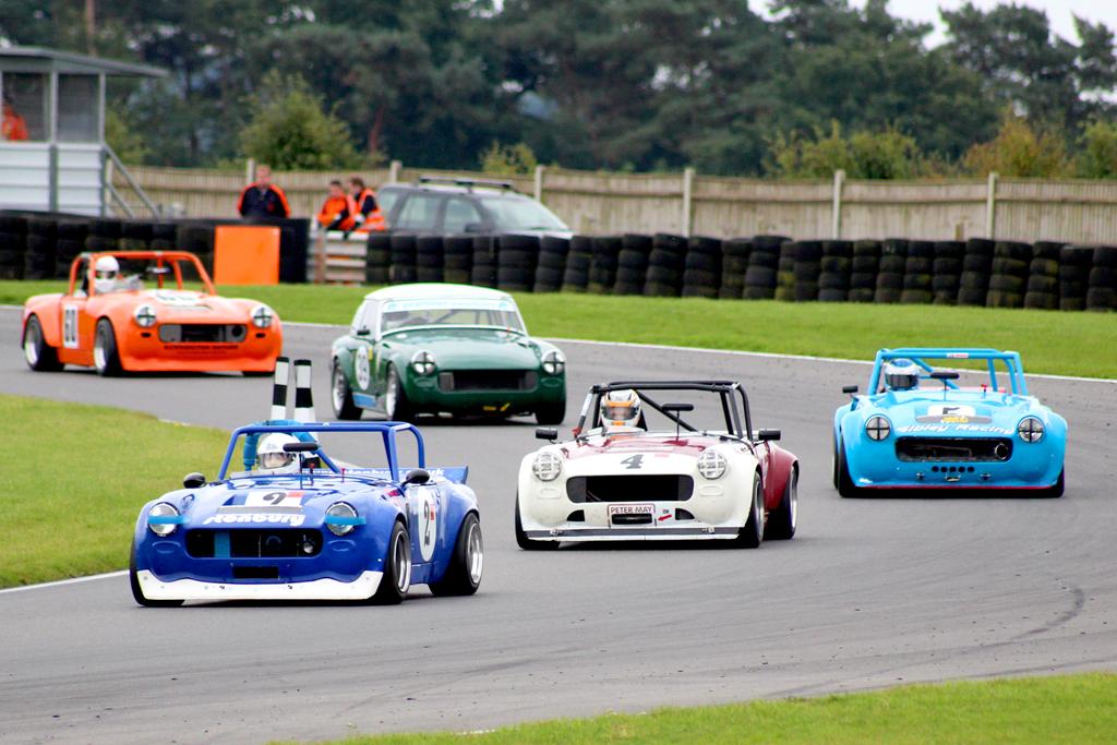 MGCC Snetterton 2014