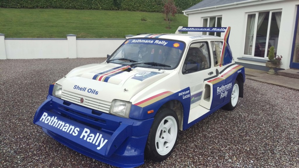 Mg Metro 6r4 For Sale At Autosport Motorsport