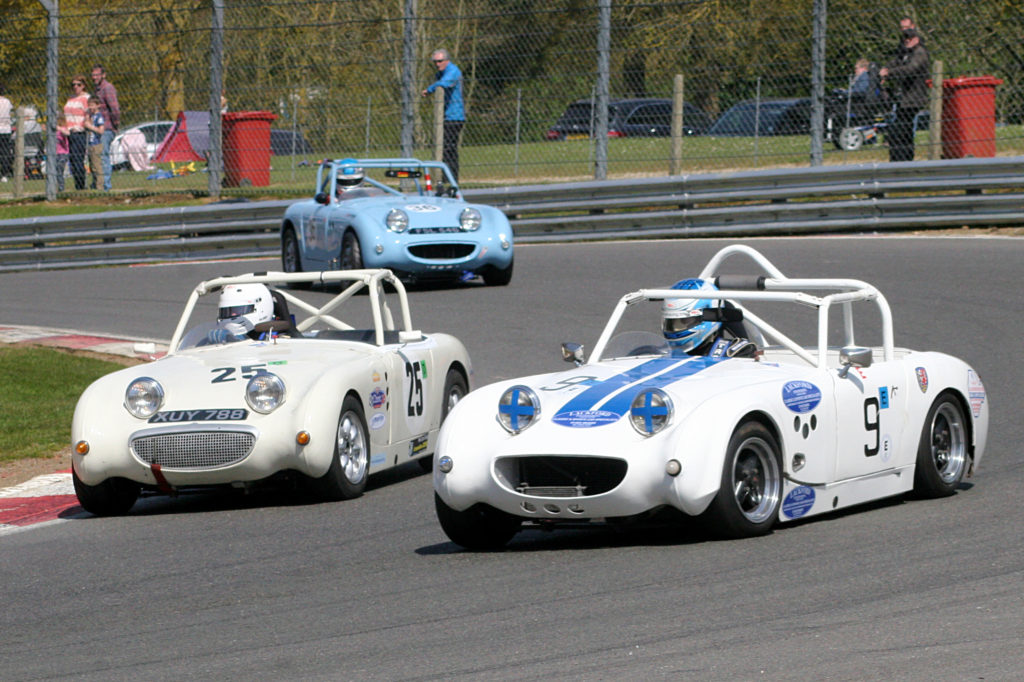 MG Car Club Motorsport to Battle it out at Brands Hatch Race ...