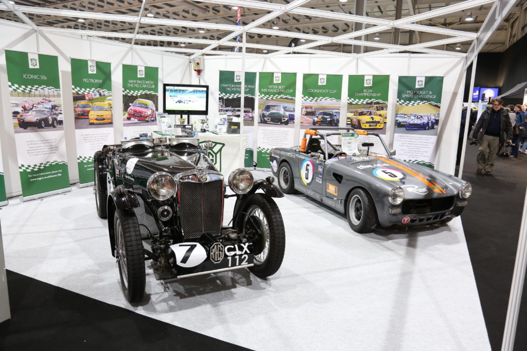 Mgcc Attracts The Crowds At A Record Breaking Race Retro