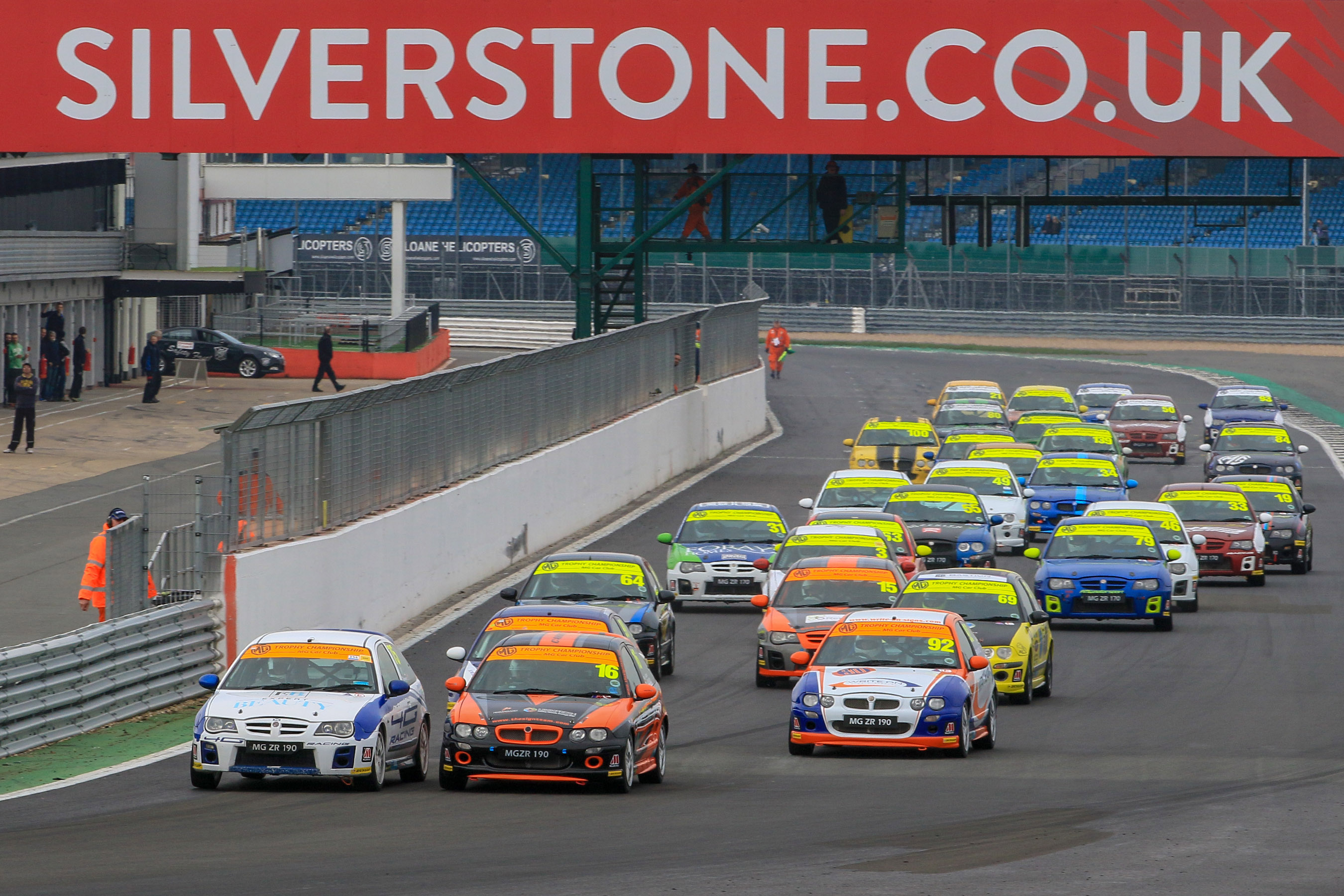 Silverstone National | MG Car Club Yorkshire CenterMG Car Club ...