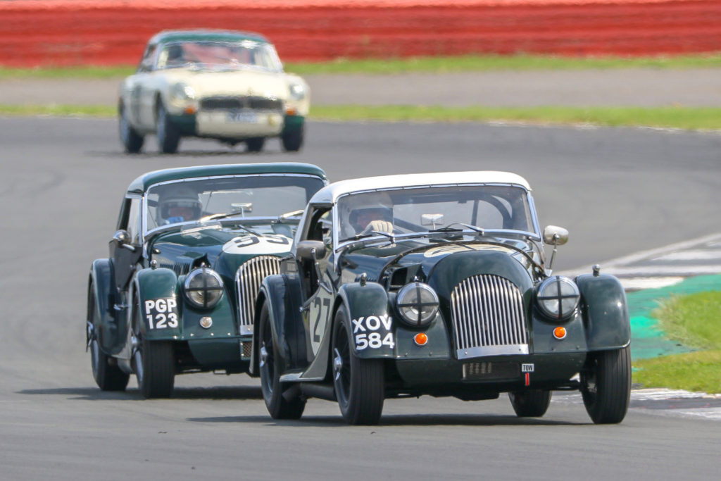 Mgs And Morgans To Star At New British Sportscar Weekend Motorsport