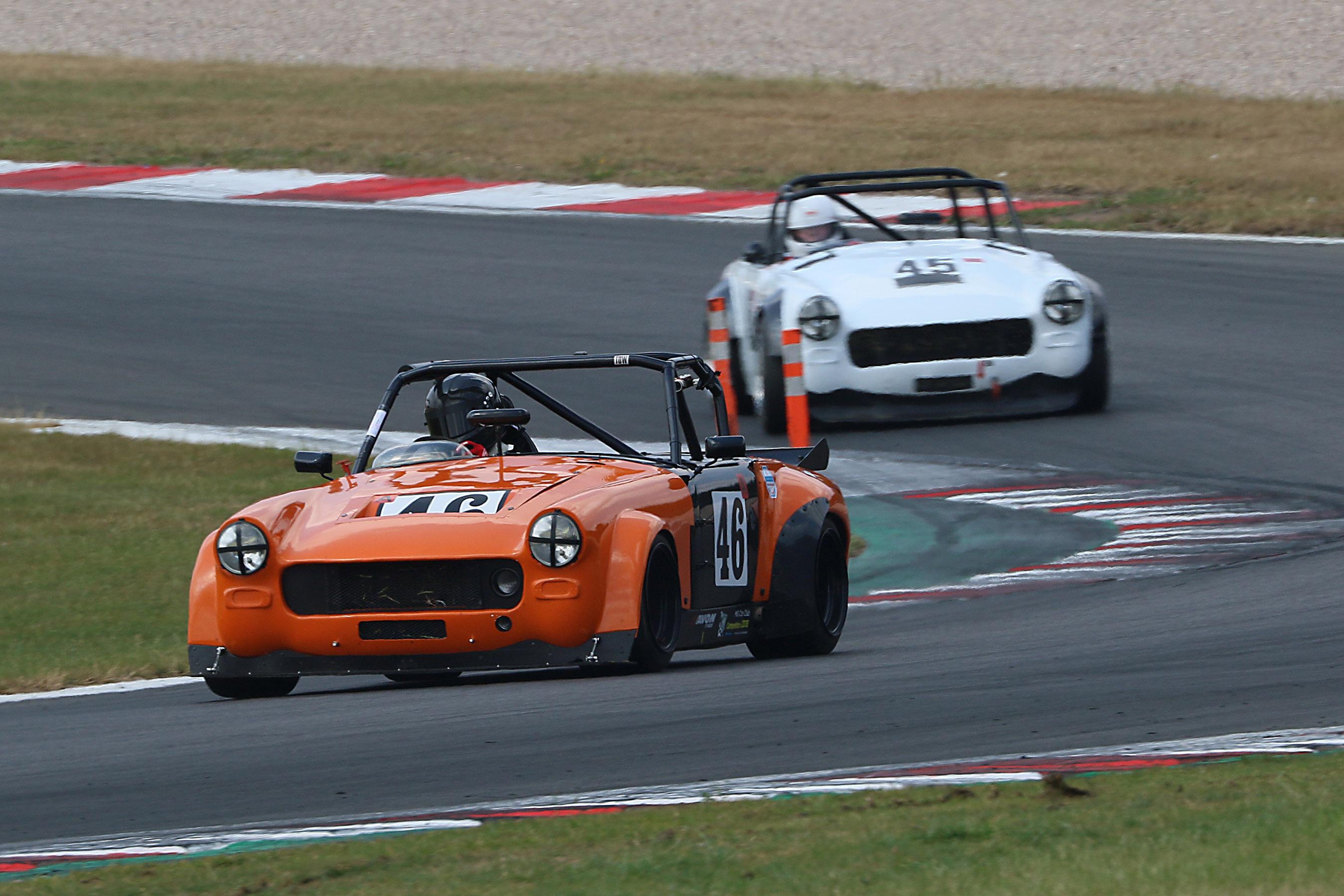 British Sportscar Weekend - Donington Park Race Report