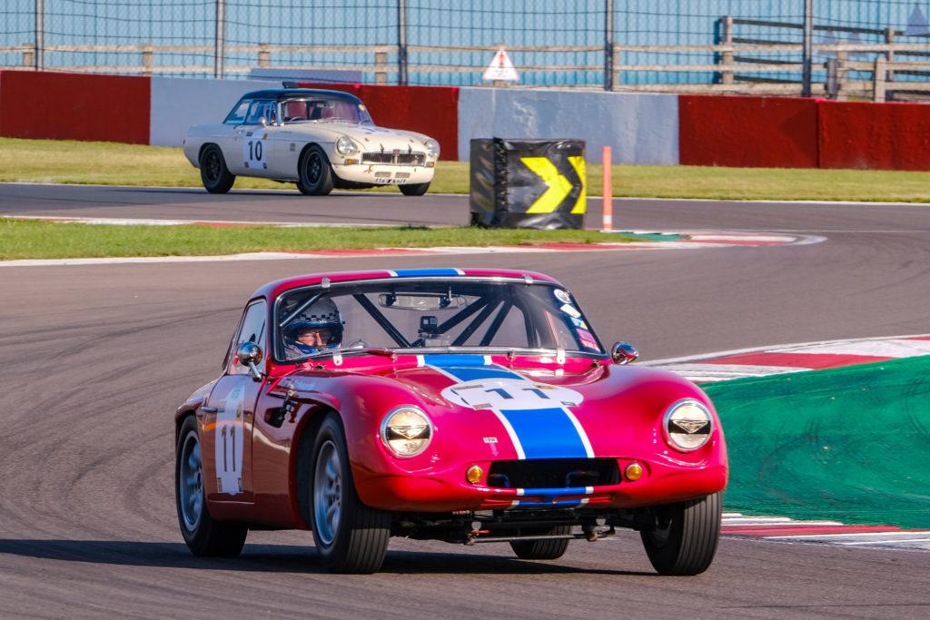 MGCC back with a bang at Donington Park - Motorsport