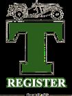 T Register logo