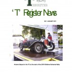 T Register News no 1 Jan 2011