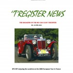 T Register News no 14 Apr 2014