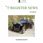 T Register News no 2 Apr 2011
