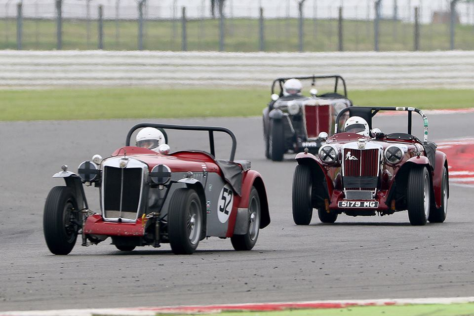 T Types racing