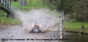 Cobweb Run 2014 Owen ford