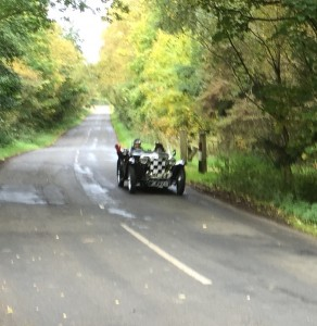Ian Grahams TC on the Autumn Leaves