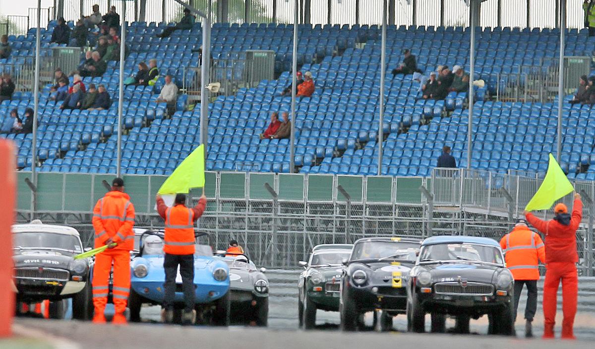 MGLive! Silverstone Race Report 2013