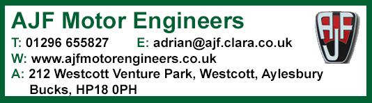 AJF Motor Engineers