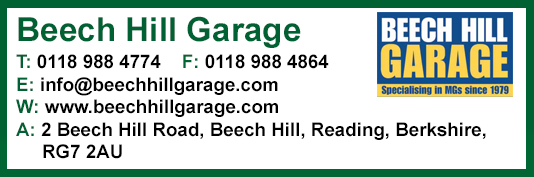 Beech Hill Garage
