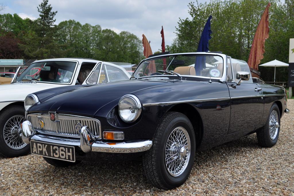 Mgb Register And Anglia Centre Summer Picnic Mg Car Club