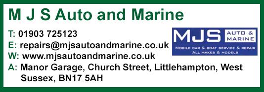 M J S Auto and Marine