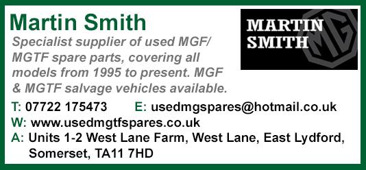 Martin Smith 2