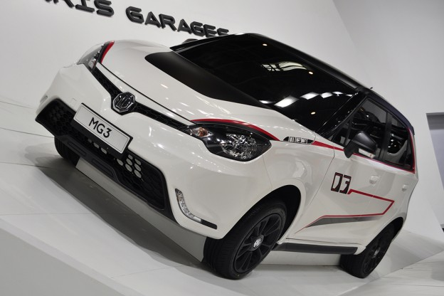 2014 Beijing Auto Show - MG Car Club