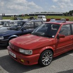 It was very encouraging to see an increased number of FWD Register models joining in our Silverstone celebrations.