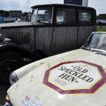 The original Old Speckled Hen side by side with the MGB special.