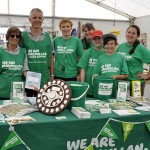 A very enthusiastic team of Macmillan volunteers and fundraisers!