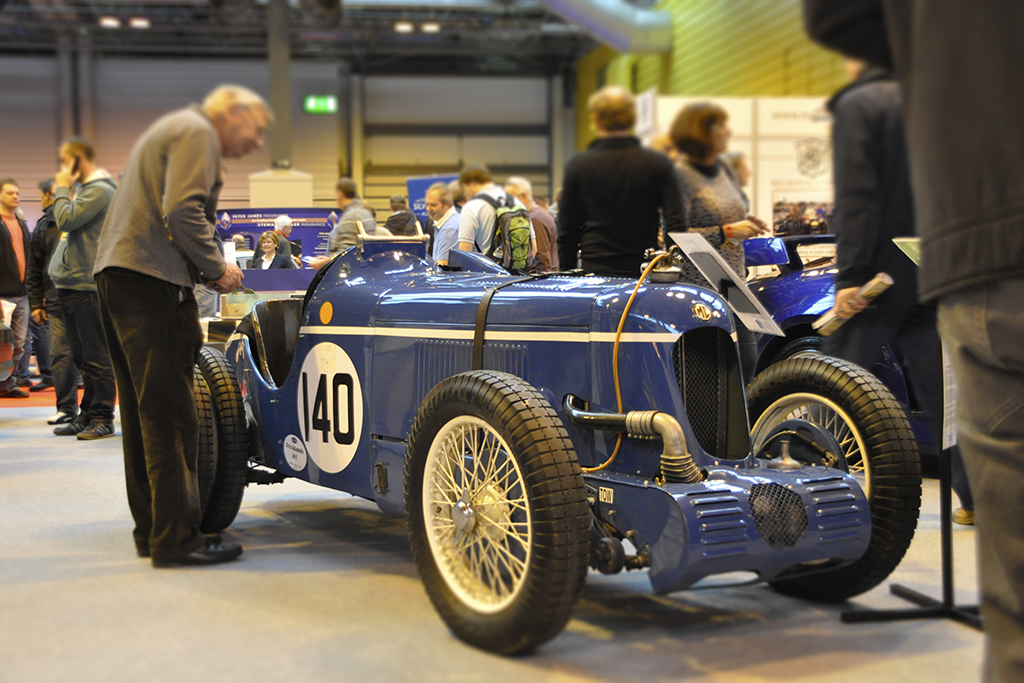 MG_Car_Club_Classic_Motor_Show