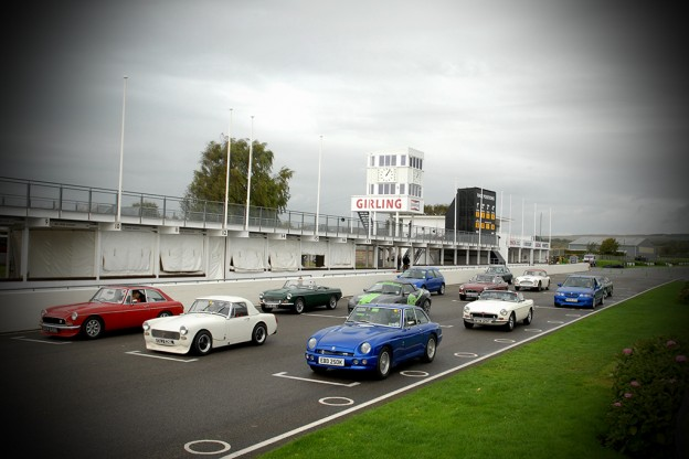Mgs On Track - Silverstone Half Day