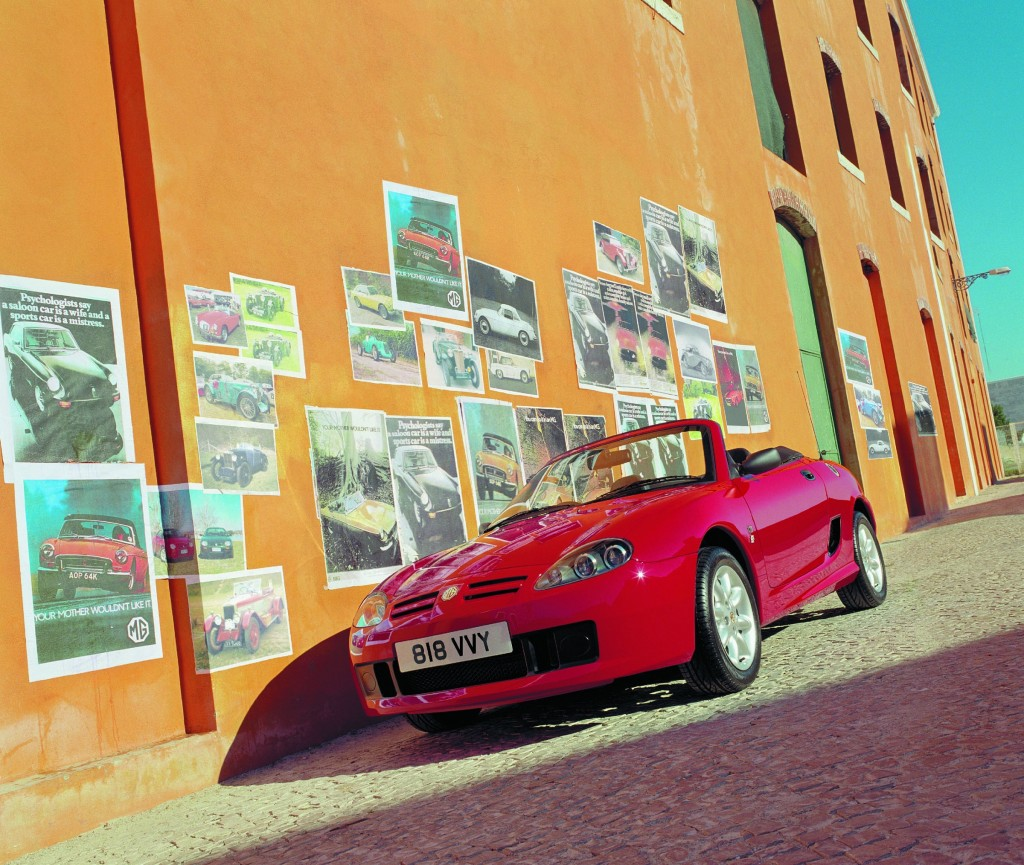 Buying an MGF/TF - MG Car Club