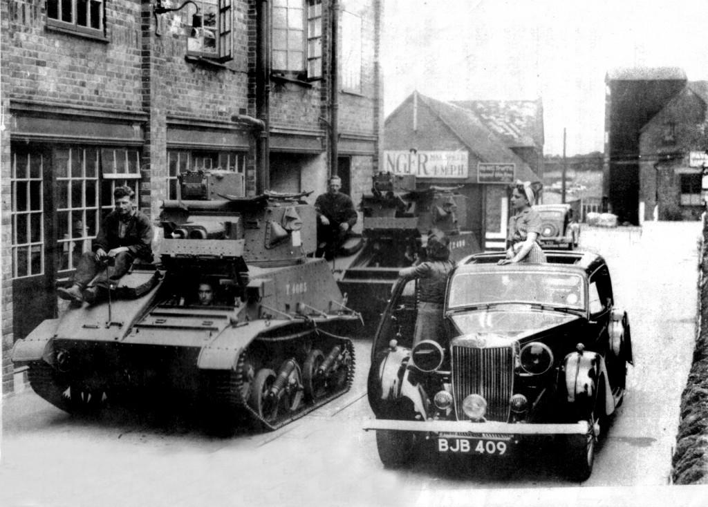 Tank MG