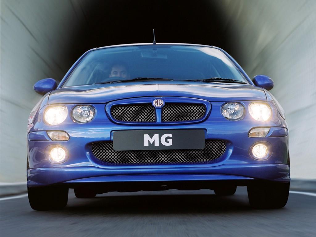 Mg Zr Amp Zs Celebrate 15th Anniversary Mg Car Club