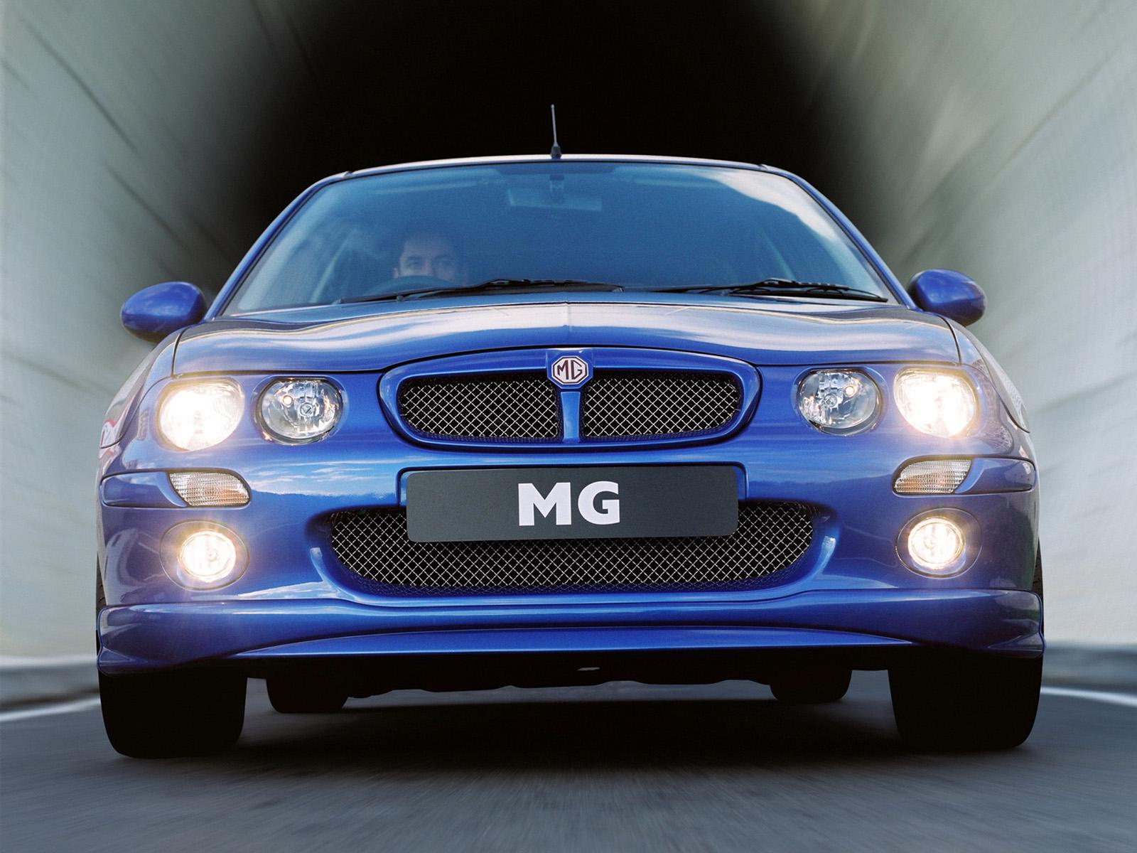 Exterior | New MG ZS | Our SUV Range | Models | MG Motor UK