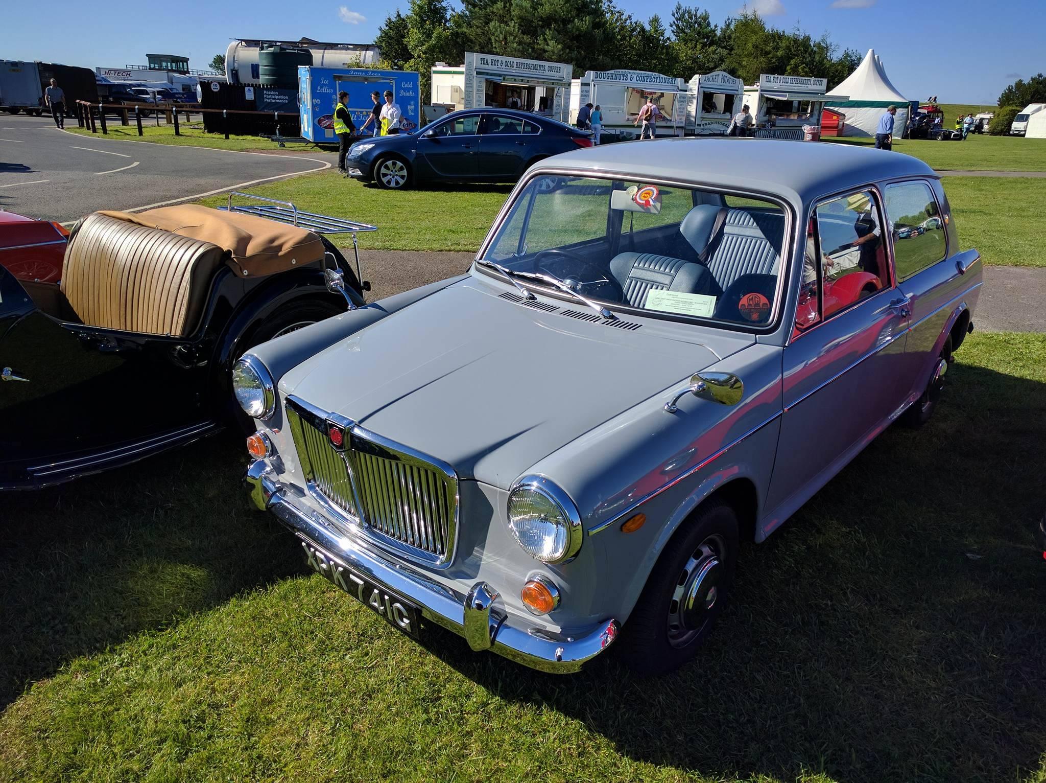 Car Meets In Devon August