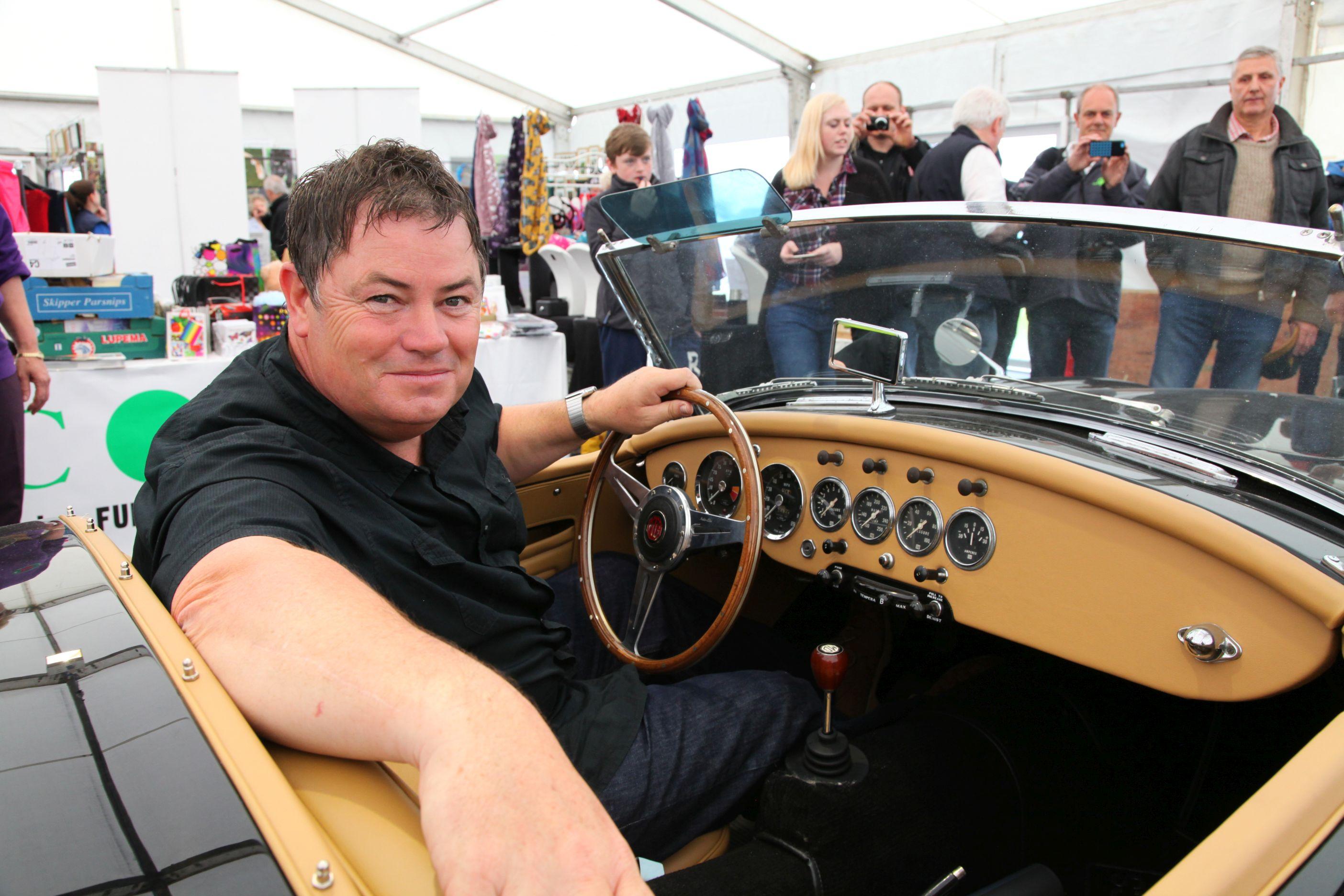 Classic Car Dealer >> mike-brewer-1 - MG Car Club
