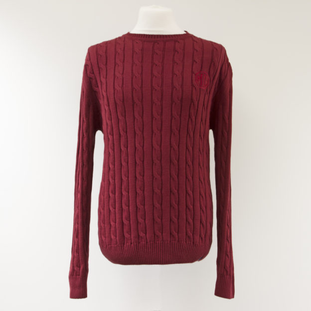 ladies-maroon-jumper