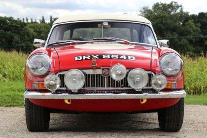 Classic Car Centre Denton