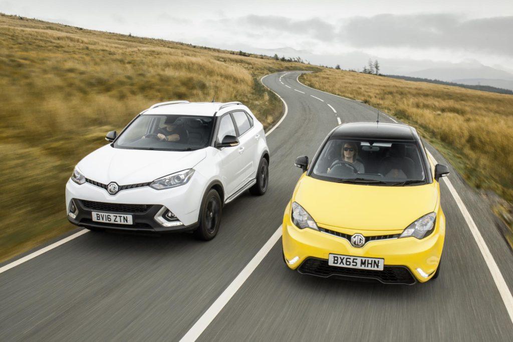 Simple scrappage scheme boosts record MG growth - MG Car Club