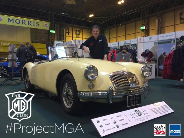 Project MGA: Part 5 - Gearbox Conversion - MG Car Club
