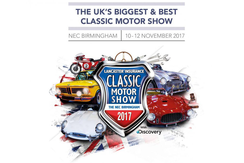 Nec Classic Car Show Tickets