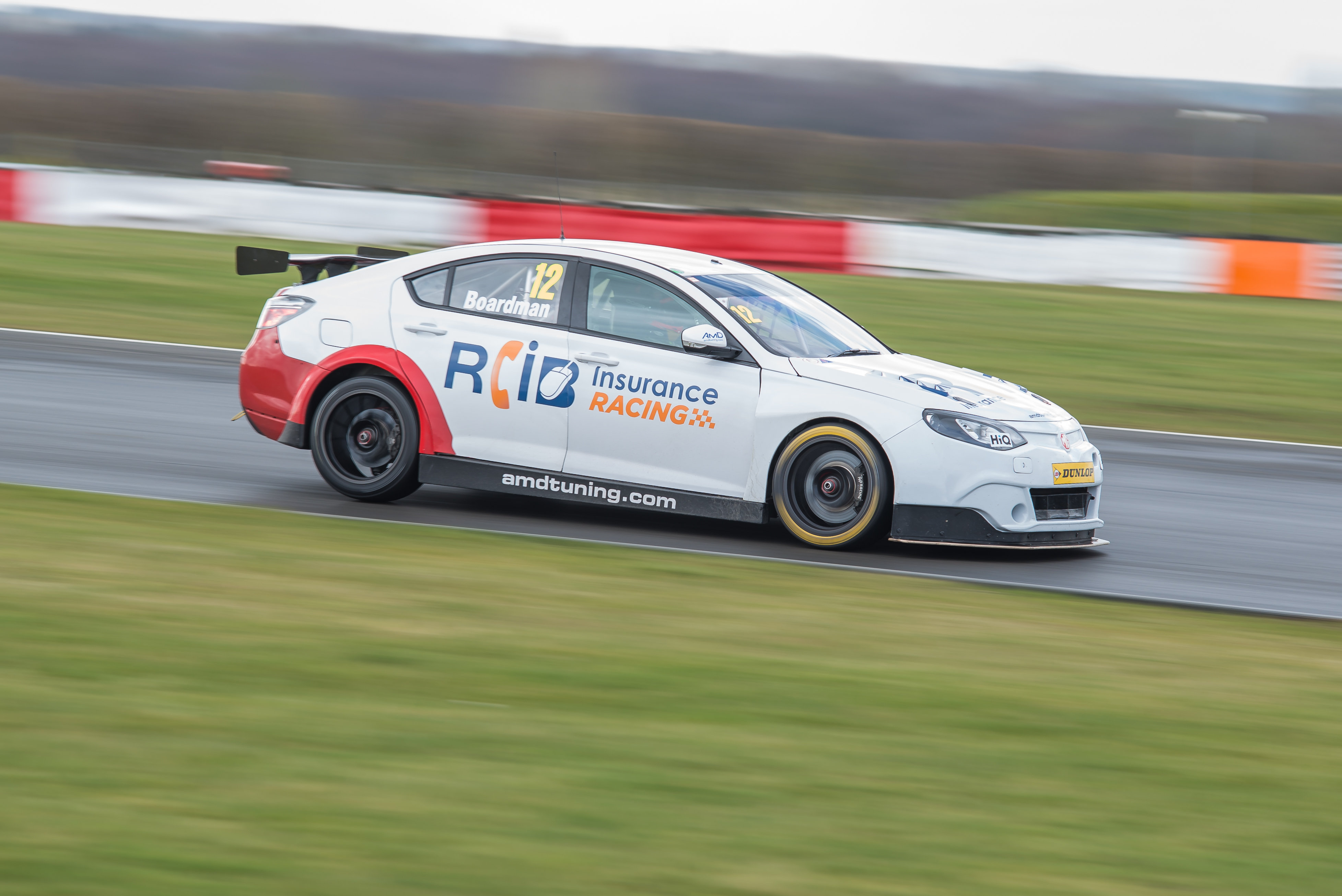 Triple A Car Insurance >> MG6 BTCC driver line-up confirmed for 2018 - MG Car Club