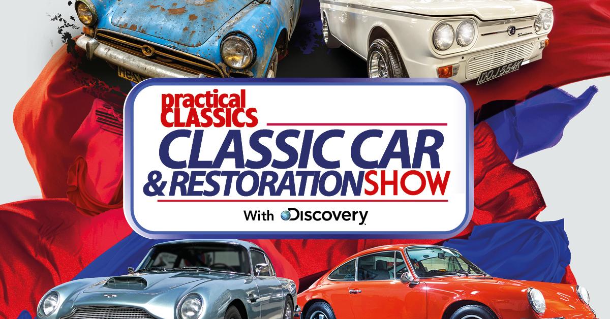 MGCC At Practical Classics Classic Car Resto Show This Weekend - Car show england