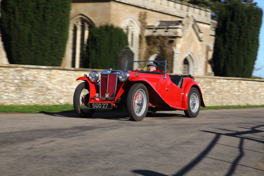 Fifty Years and Counting - MG Car Club