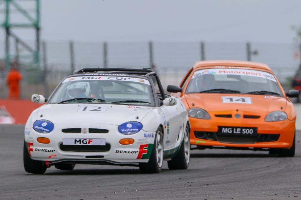 Motorsport UK MG F