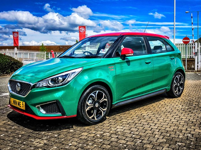 MG3 Longbridge Edition