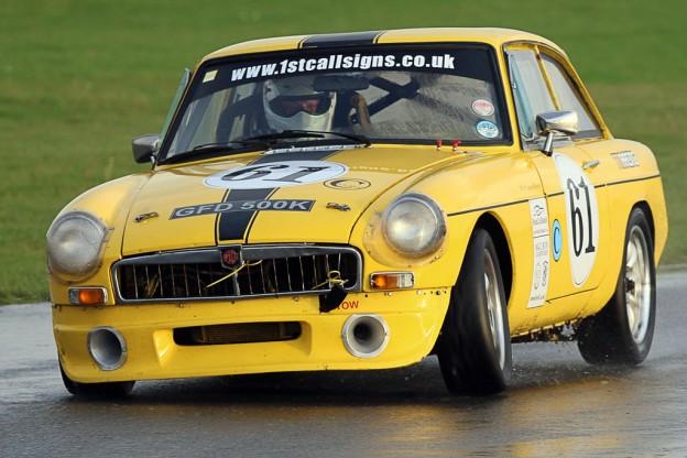 Snetterton Race Report - MGB